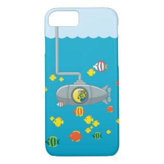 Submarine iphone iPhone 8/7 case