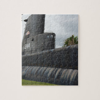 Submarine Jigsaw Puzzle