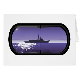 Submarine Patrol Card