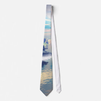 Submarine turn up tie
