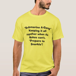 Submarines forever T-Shirt