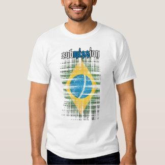subMISSion Brazil White T Shirt