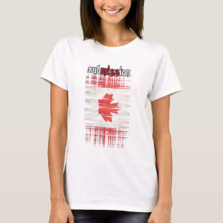 subMISSion Canada white T-Shirt