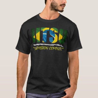 Submission Complete - Brazilian Jiu Jitsu T-shirt