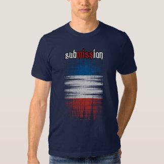 subMISSion France DaRkSiDe Shirt