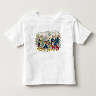 Submission of Abd el-Kader  to Henri d'Orleans Toddler T-Shirt