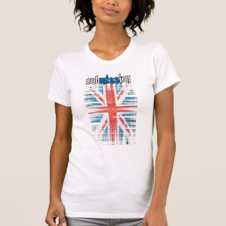 subMISSion UK white T-Shirt