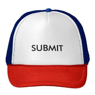 SUBMIT CAP