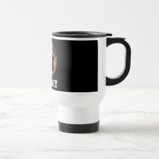 Submit to the Pug Travel Mug