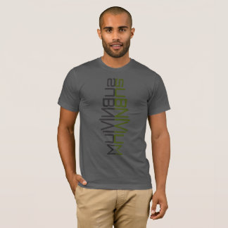 Subnivium Gun Green Totem T-shirt
