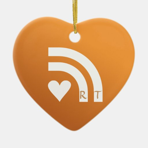 Subscribed To Your Valentines Heart Pendant Christmas Ornament