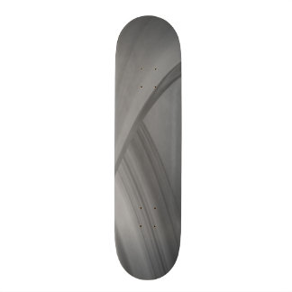 Subtle Charcoal 21.3 Cm Mini Skateboard Deck
