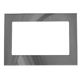 Subtle Charcoal Magnetic Picture Frame