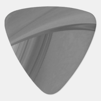 Subtle Charcoal Plectrum