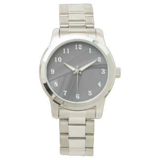 Subtle Charcoal Watch