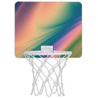 Subtle Dawn Mini Basketball Hoop