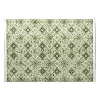 Subtle Decorative Pattern American MoJo Placemats