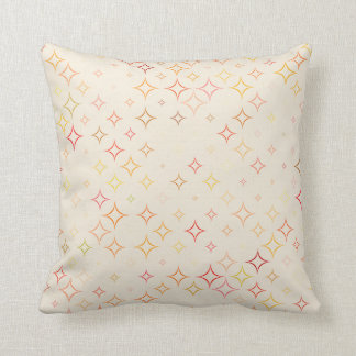 Subtle Design In Pastel Colors Cushion