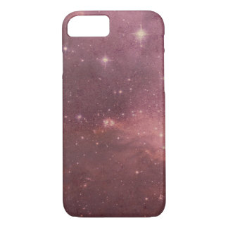 Subtle galaxy and space style design iphone 7 case