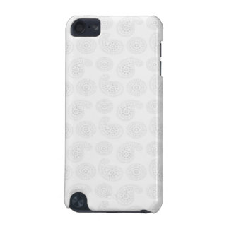 Subtle Large Paisley Bandana Texture iPod Touch (5th Generation) Cases