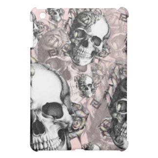 Subtle Multi Skull IPAD mini Cover