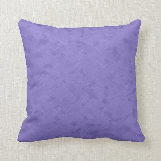Subtle Purple Pattern Throw Pillow