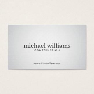 SUBTLE SPOTLIGHT No. 4 Designer Business Card