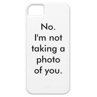 Subtle Stalker #2 iPhone 5 Case