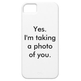 Subtle Stalker iPhone 5 Case