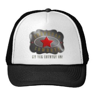 Suburban Cowboys Trucker Hat - Standard Logo