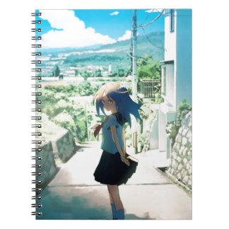 Suburban Girl Notebook