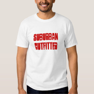 Suburban Outfitter Tee Shirts