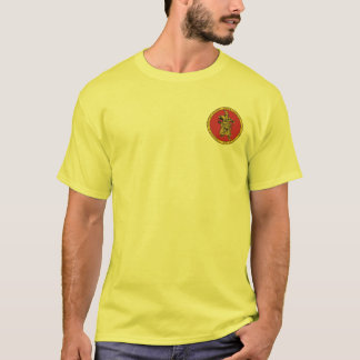 Subutai Red & Gold Seal Shirt