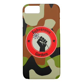 Subversive Gardens iPhone 8/7 Case