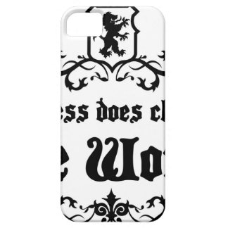 Success Does Change The World Medieval quote Case For The iPhone 5