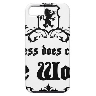 Success Does Change The World Medieval quote iPhone 5 Case