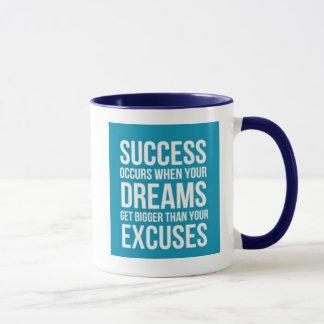 Success dreams MUG