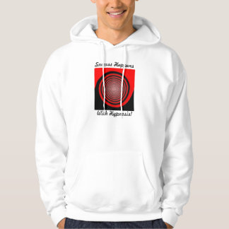 Success Happens with Hypnosis & Hypnotic Spiral Hoodie
