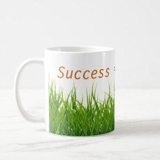 Success is Happiness Coffee Mug