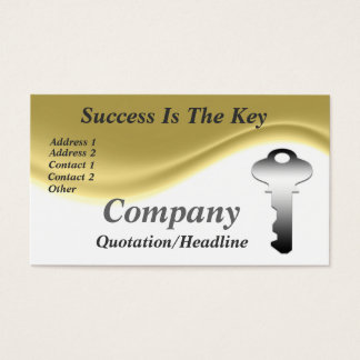 Success business cards zazzlecomau for Successful business cards