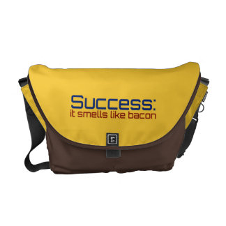Success: It Smells Like Bacon Commuter Bag