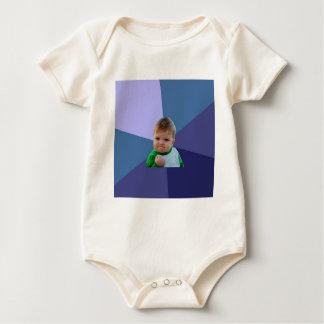 Success Kid Baby Bodysuit
