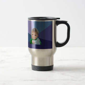 Success Kid Travel Mug