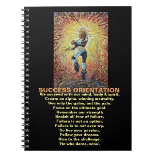 Success orientation - Success orientation Notebook