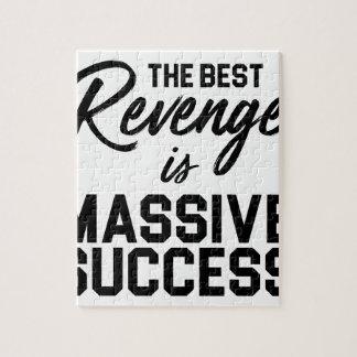 Success Revenge Jigsaw Puzzle