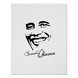 SUCCESS WITH OBAMA -.png Print