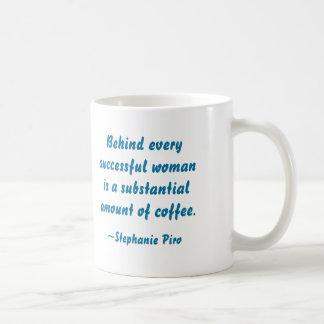 Successful Woman quote 15oz. Mug