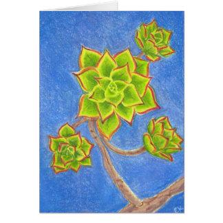 Succulent 1 card