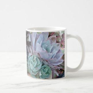 Succulent Garden mug 2