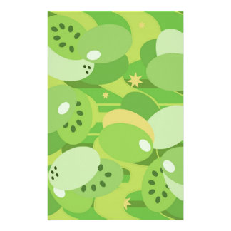 Succulent Green Stationery